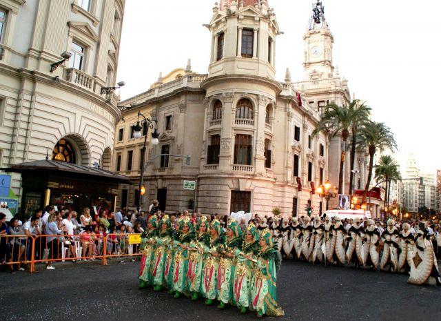 Celebraciones del día de la Comunidad Valenciana