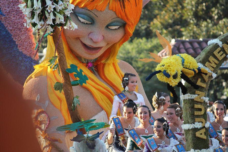 Feria de Julio en Valencia