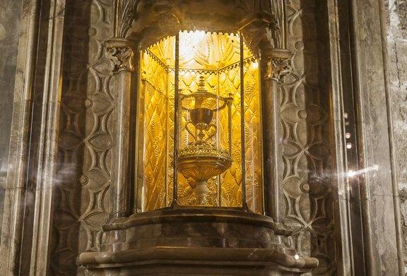 La Catedral y el Santo Grial
