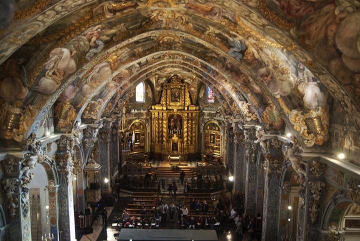 """San Nicolás, la """"Capilla Sixtina Valenciana"""""""