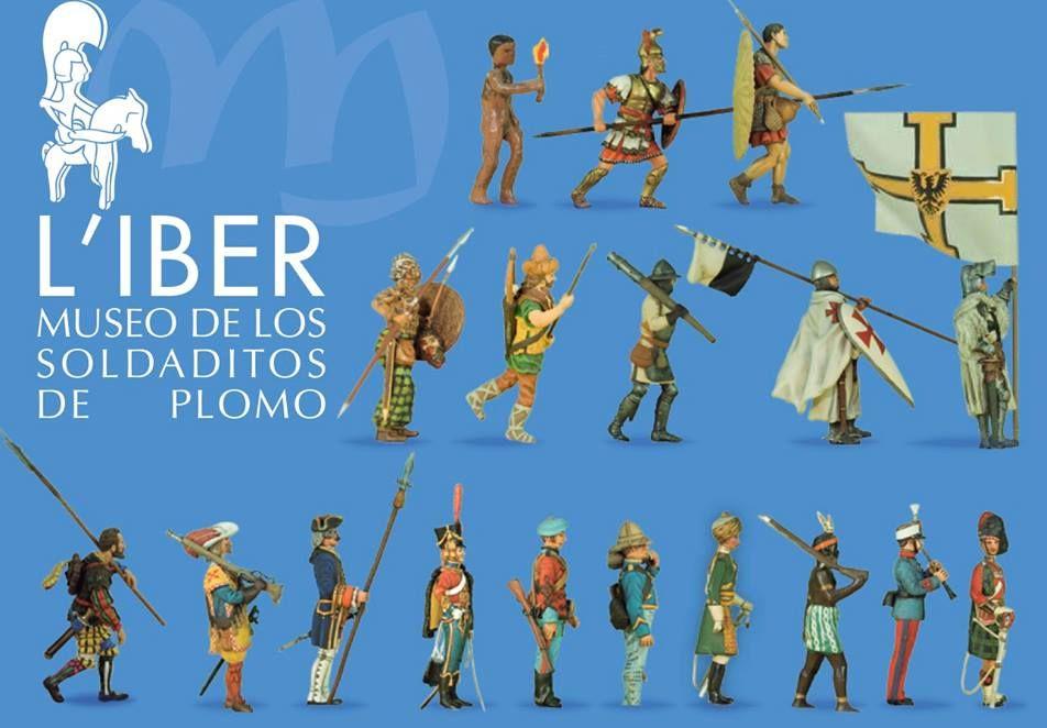 L'Iber, el Museo de soldaditos de plomo