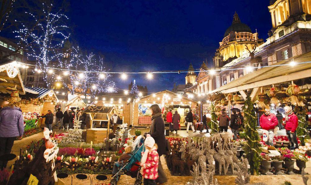Mercadillos de Navidad en Valencia