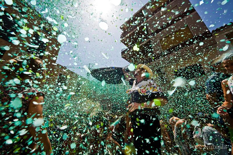 """En agosto, la """"Festa Major"""" de Bétera"""
