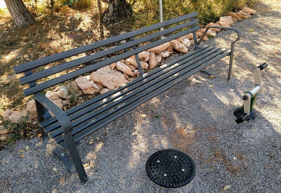 Outdoor Fitness: circuito biosaludable en VCP