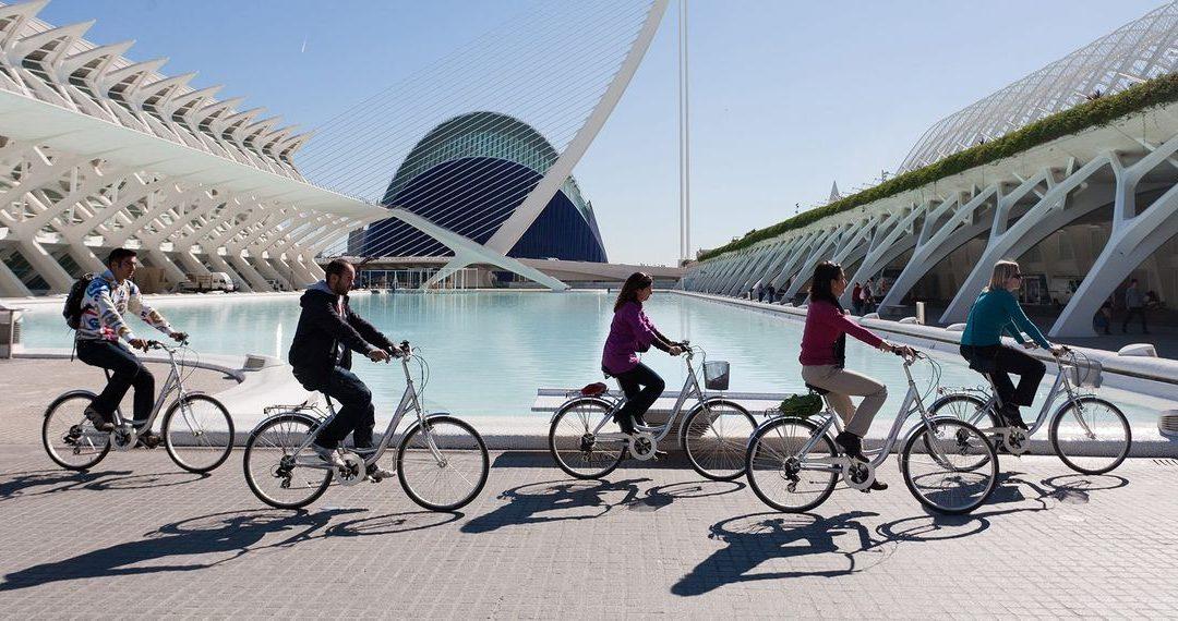 Valencia Ciudad Ciclista