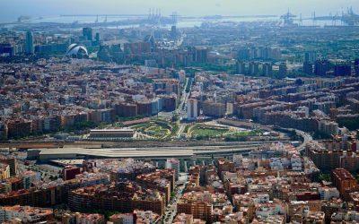 El nuevo Parque Central de Valencia