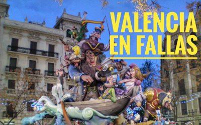 Valencia ya huele a pólvora.